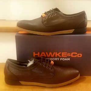 Hawke &CO Mens shoes,Size 10